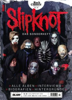 Slipknot SLIPKNOT - Das Sonderheft - Rock Classics # 26 bei Amazon bestellen