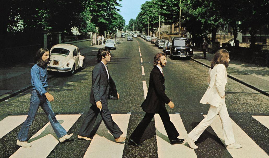 """The Beatles: """"Abbey Road"""" mit neuen Mixen und unveröffentlichtem Material"""