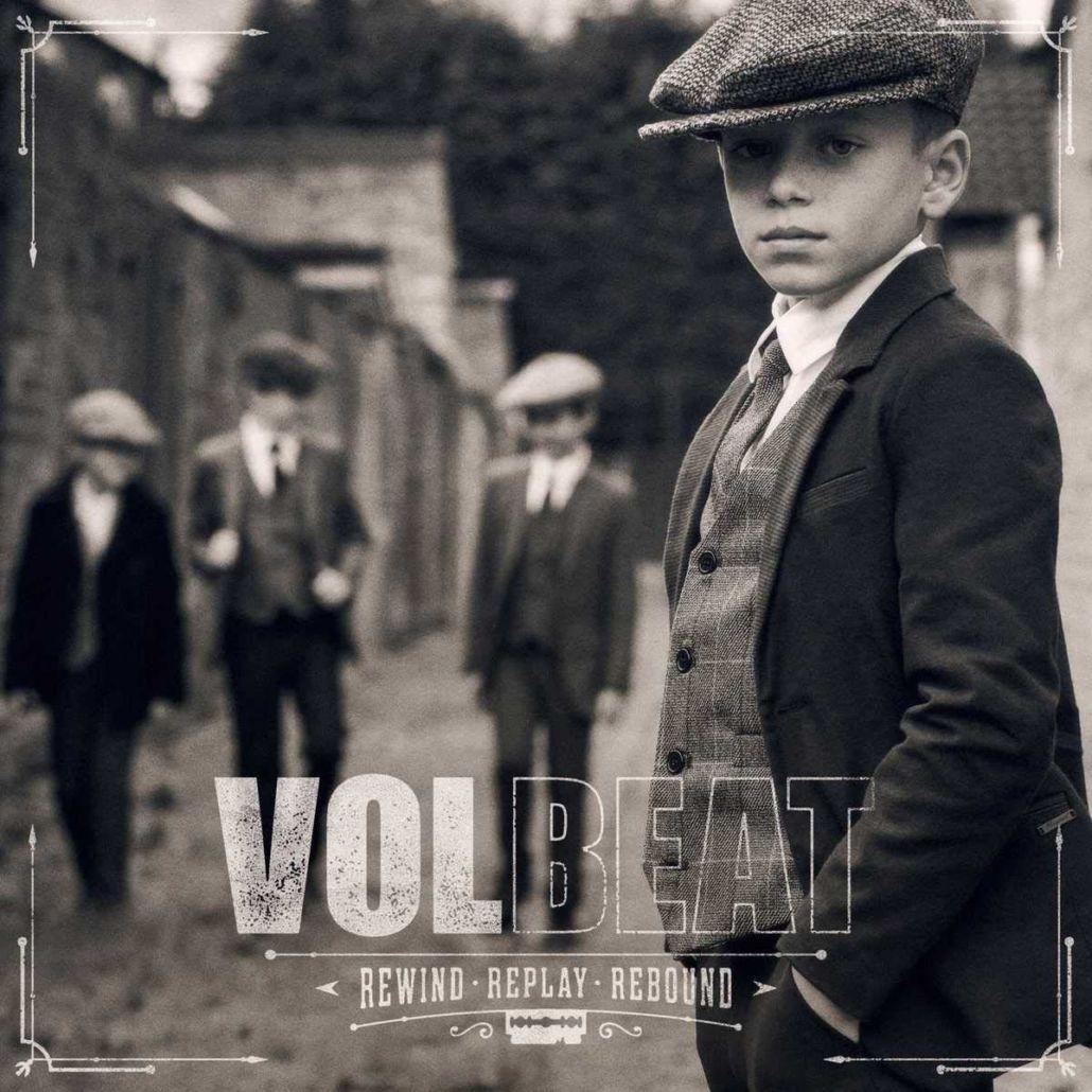 """Volbeat: """"Rewind, Replay, Rebound"""" – weniger Metal, mehr Spielfreude"""