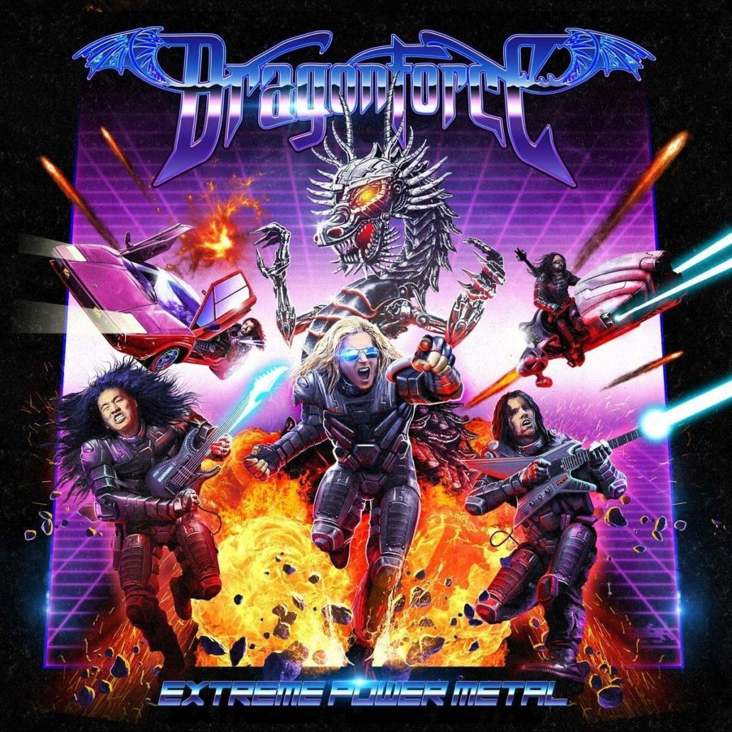 DRAGONFORCE – Extreme Power Metal – gute Laune garantiert