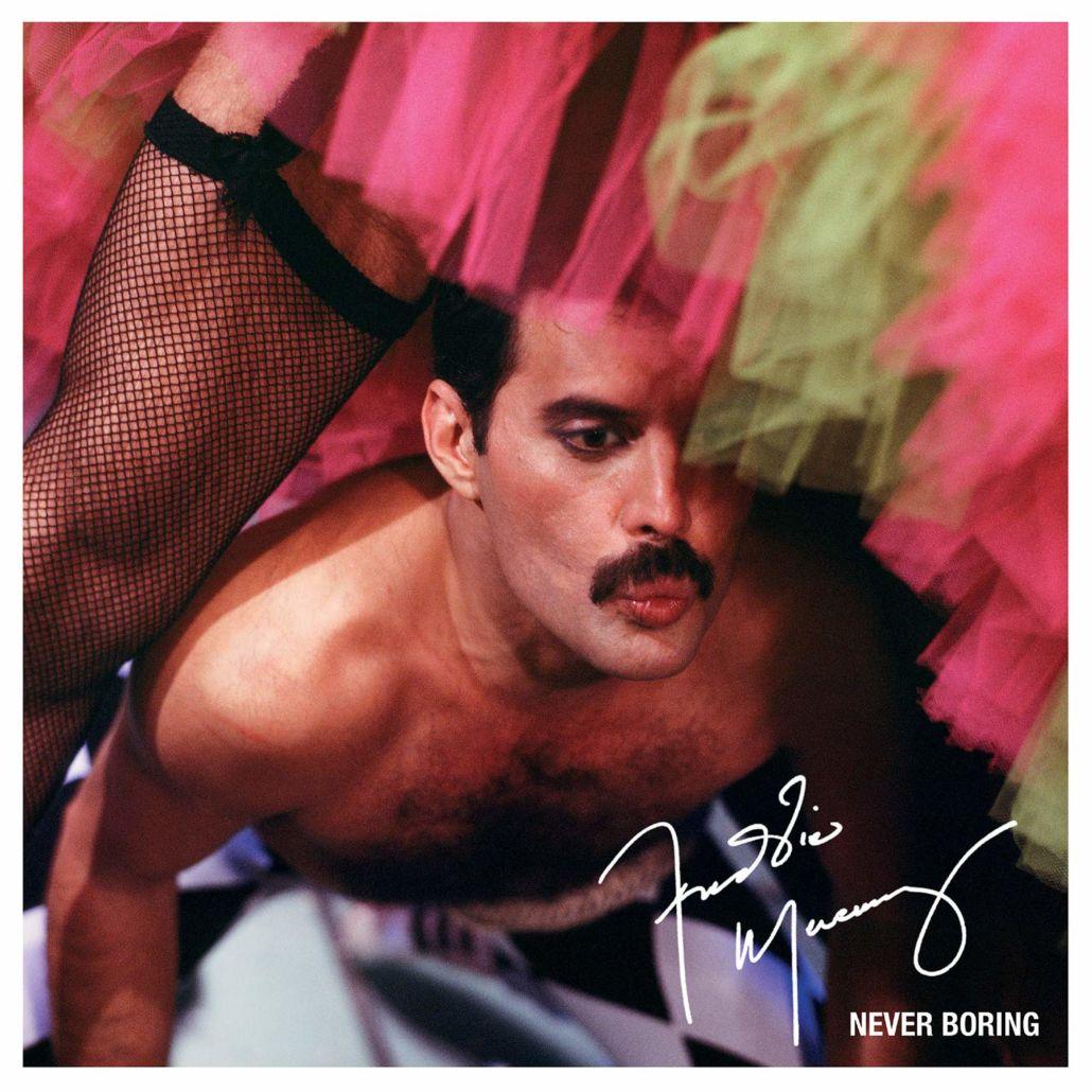 Von Freddie Mercury erscheint am 11.10. die neue Box