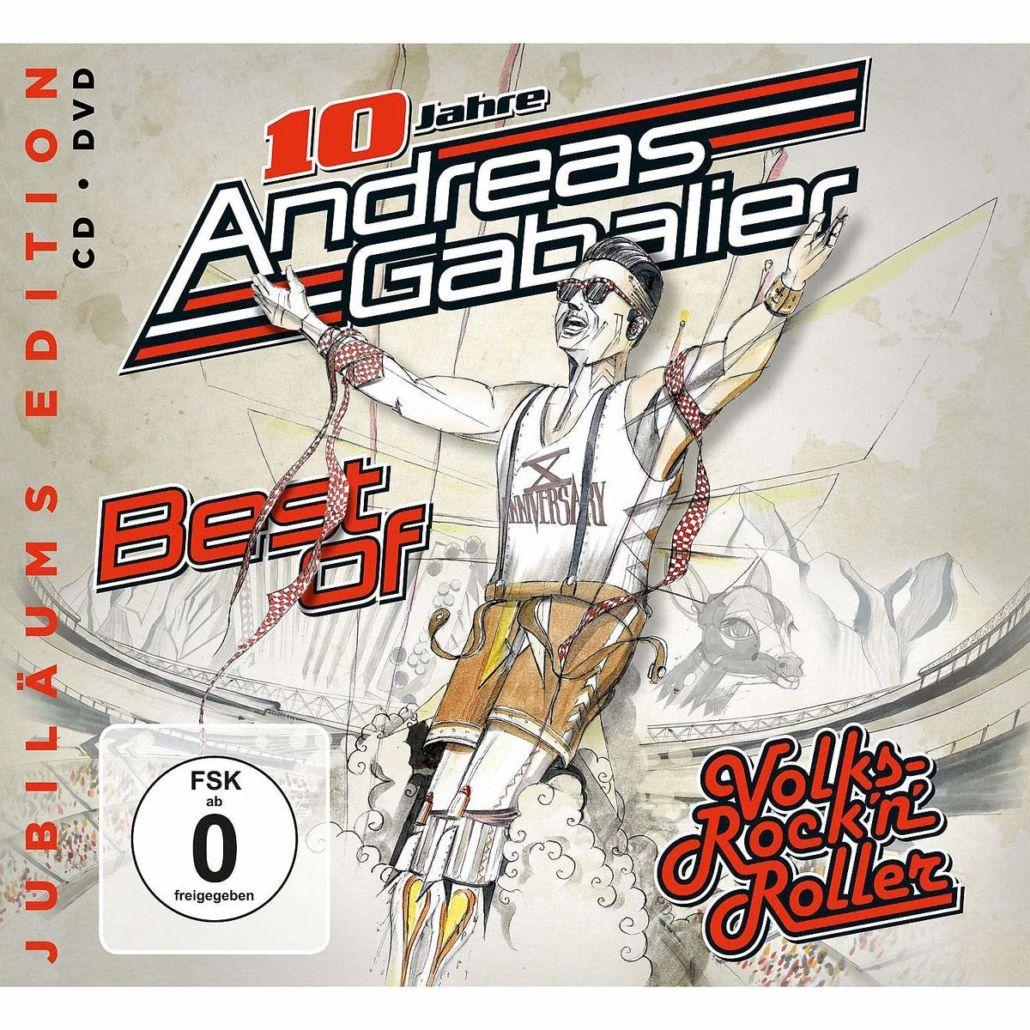 Andreas Gabalier: Der Volks-Rock'n'Roller feiert 10jähriges
