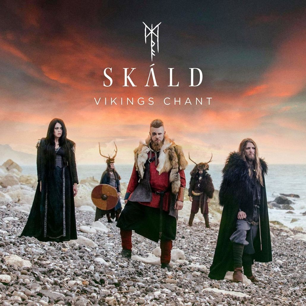 """Die Edda dient Skáld als Quelle für Texte des Debütalbums """"Vikings Chant"""""""