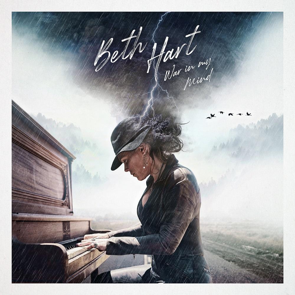 """Beth Hart: """"War in My Mind"""" – kämpferisch zwischen Rock und Blues"""