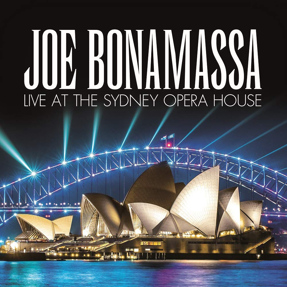 Joe Bonamassa – Live At The Sydney Opera House 2016