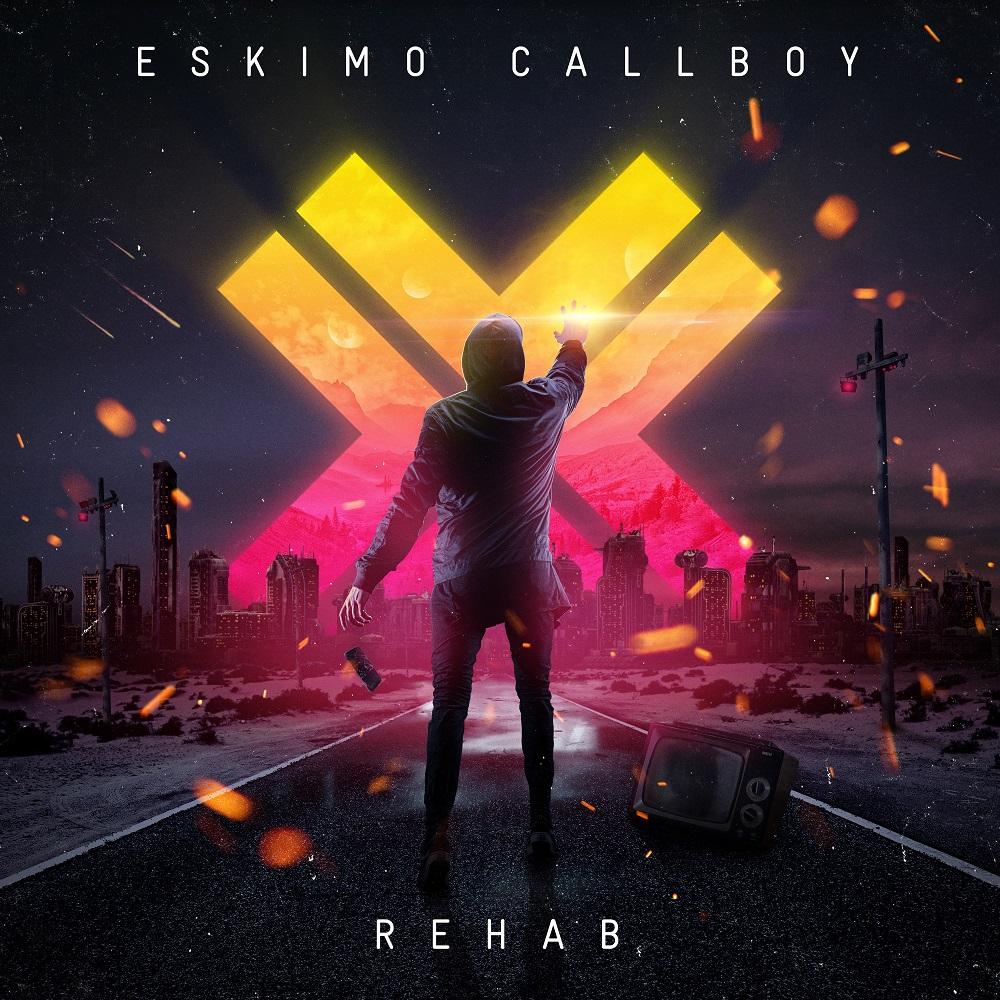 """Eskimo Callboy: auch """"Rehab"""" liefert eine wilde Crossover-Mischung"""