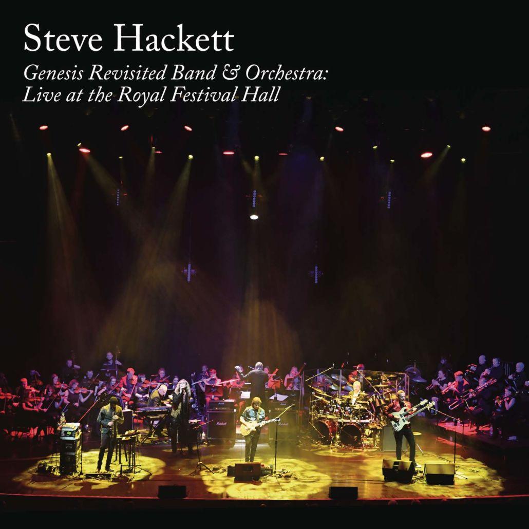 Steve Hackett – Genesis Revisited Band & Orchestra: Royal Festival Hall