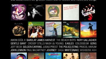 ROCK – Das ideale Weihnachtsgeschenk für jeden Musikfan