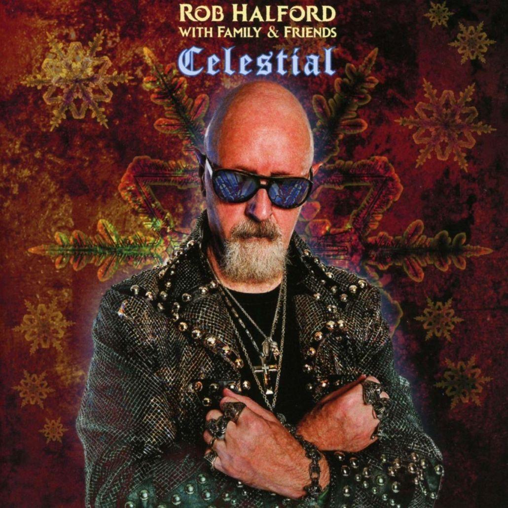 Rob Halford zelebriert das Weihnachtsfest