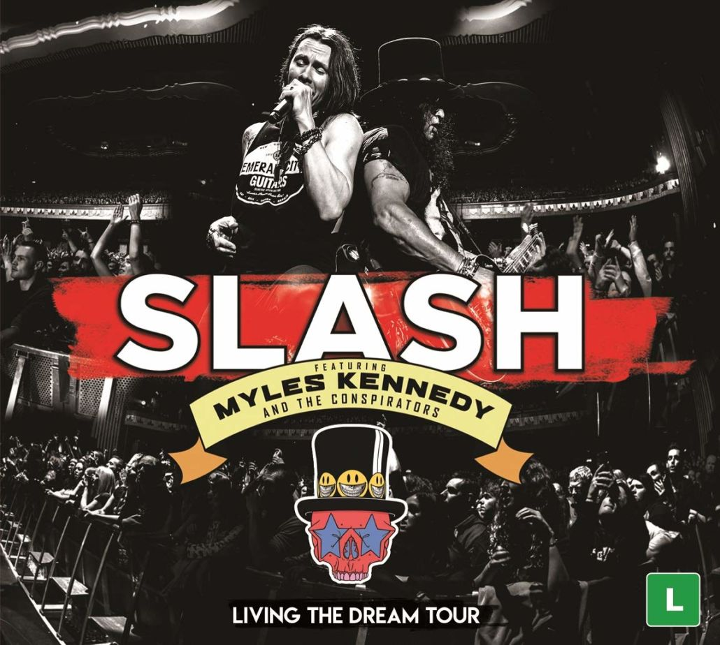 SLASH featuring Myles Kennedy – die Party geht weiter!