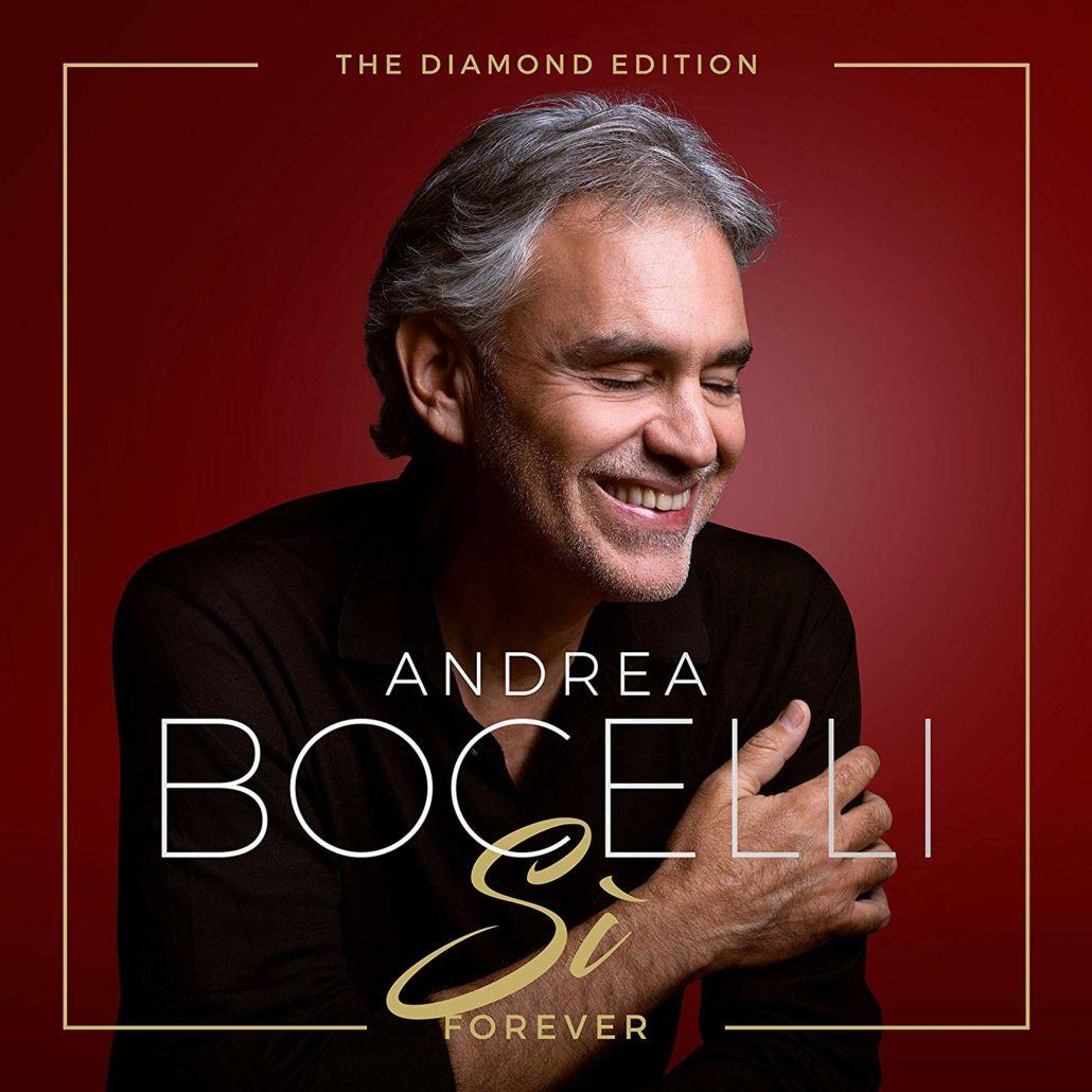 """Andrea Bocelli veröffentlicht sein Album """"Si"""" neu als """"Diamond Edition"""""""