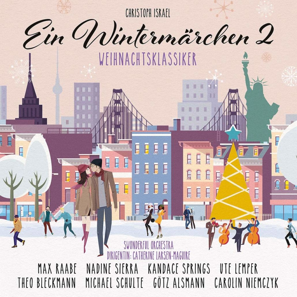 Christoph Israel präsentiert Weihnachtsklassiker in neuem Gewand