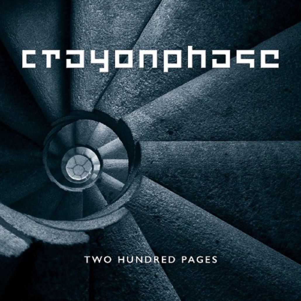"""CRAYON PHASE: """"Two Hundred Pages"""" – Mischung aus Neoprog und Progmetal"""