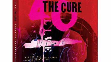 Auch THE CURE feiern die 40