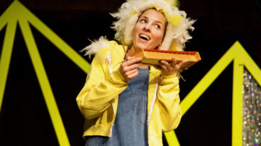 Eule findet den Beat: Das Kinder-Theater-Konzert in der Europahalle Trier