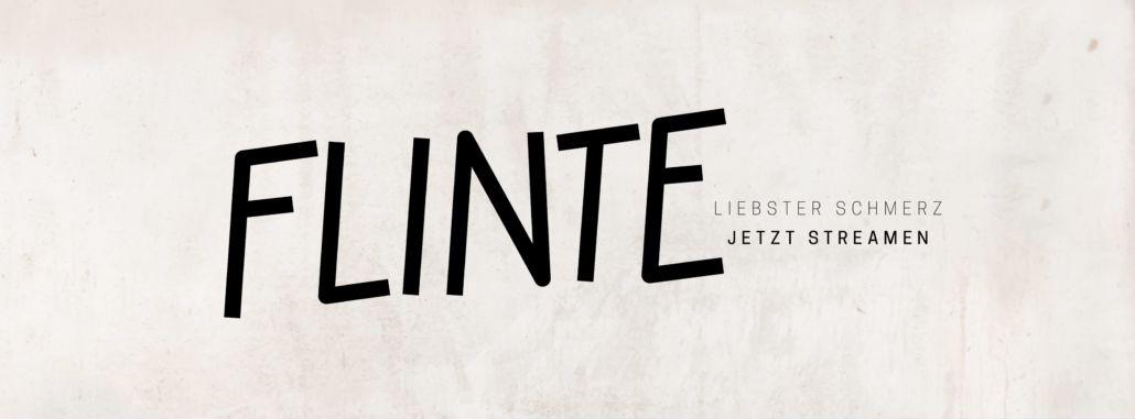 """FLINTE veröffentlichen ihre Straßenpop-Hymne """"Liebster Schmerz"""""""