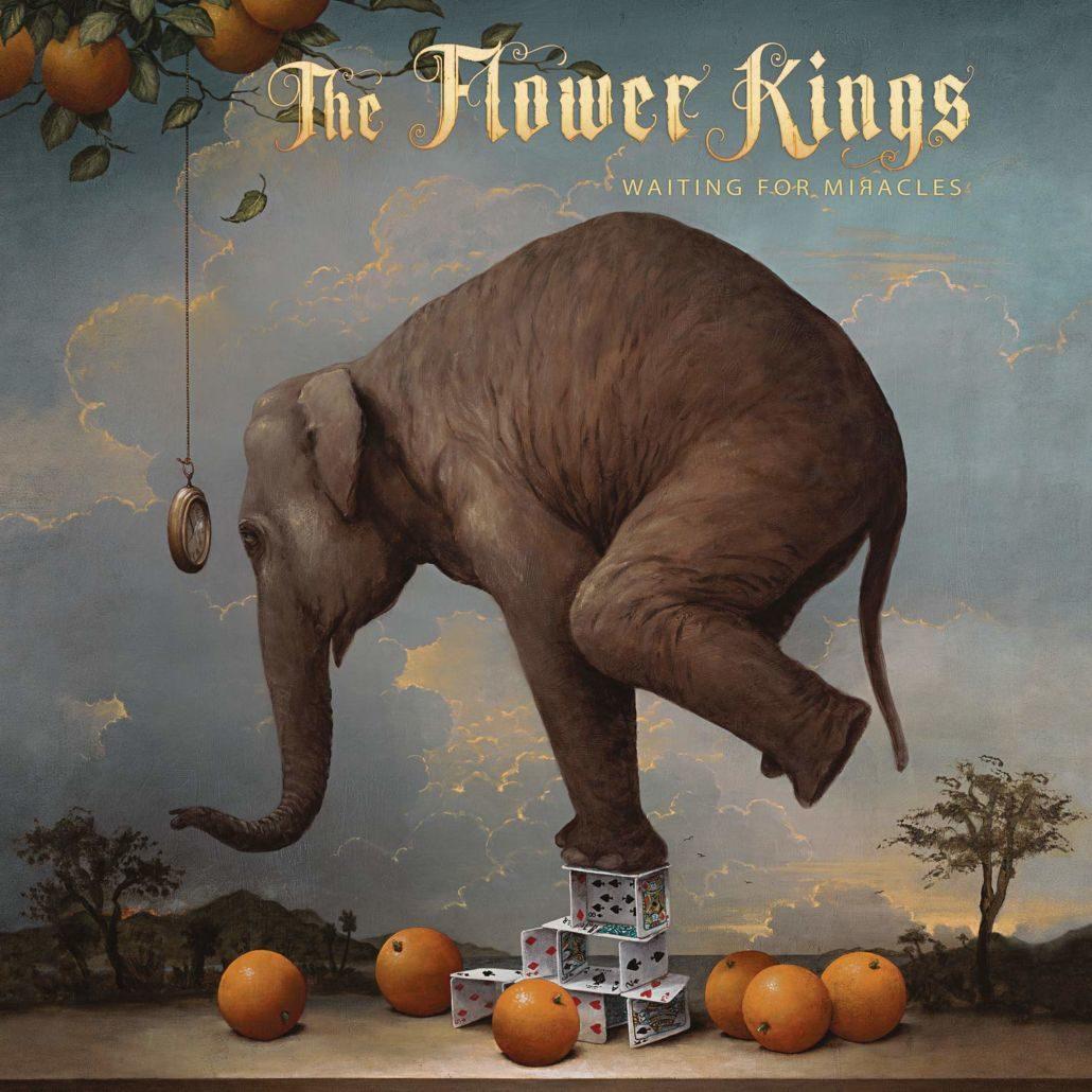 Waiting For Miracles – nach 6 Jahren wieder ein echtes Flower Kings Album