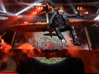 Iron Maiden Tour 2020 Deutschland