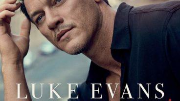 Luke Evans: Debütalbum