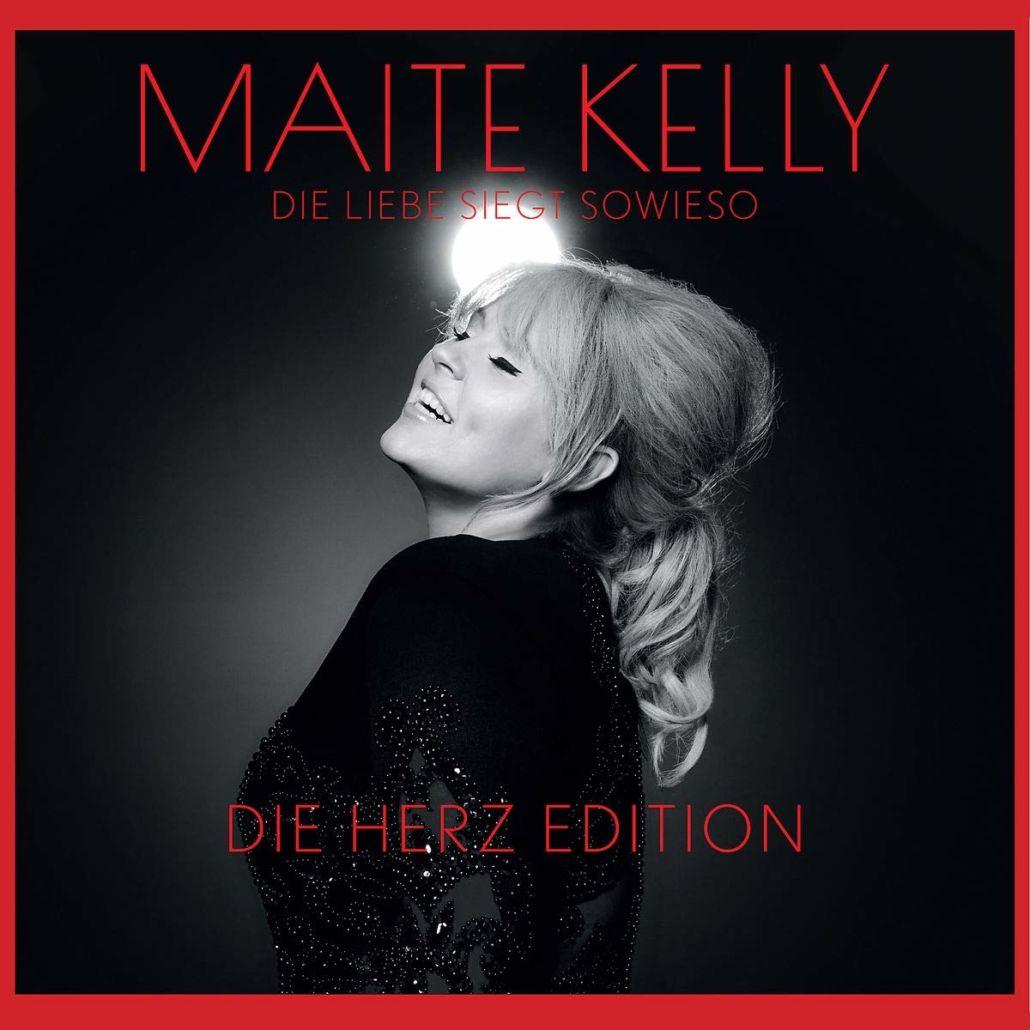 Maite Kelly präsentiert das aktuelle Album als erweiterte Herz Edition