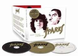 Sparks Past Tense - The Best of Sparks (Deluxe Edition) bei Amazon bestellen