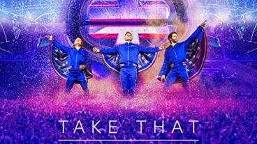 "Take That: Konzertfilm ""Odyssey: Greatest Hits Live"""