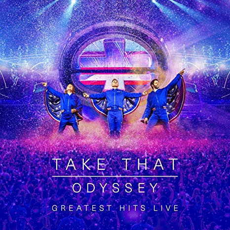 "Take That: Konzertfilm ""Odyssey: Greatest Hits Live"""