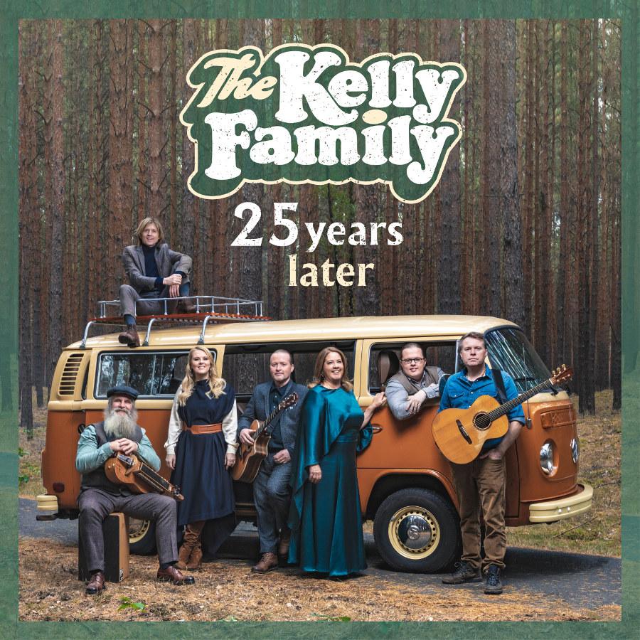The Kelly Family – 25 Jahre nach dem großen Durchbruch