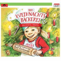 Rolf Zuckowski Die Weihnachtsbäckerei - das Musical Hörspiel bei Amazon bestellen