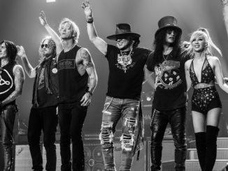 Guns N Roses Bandfoto