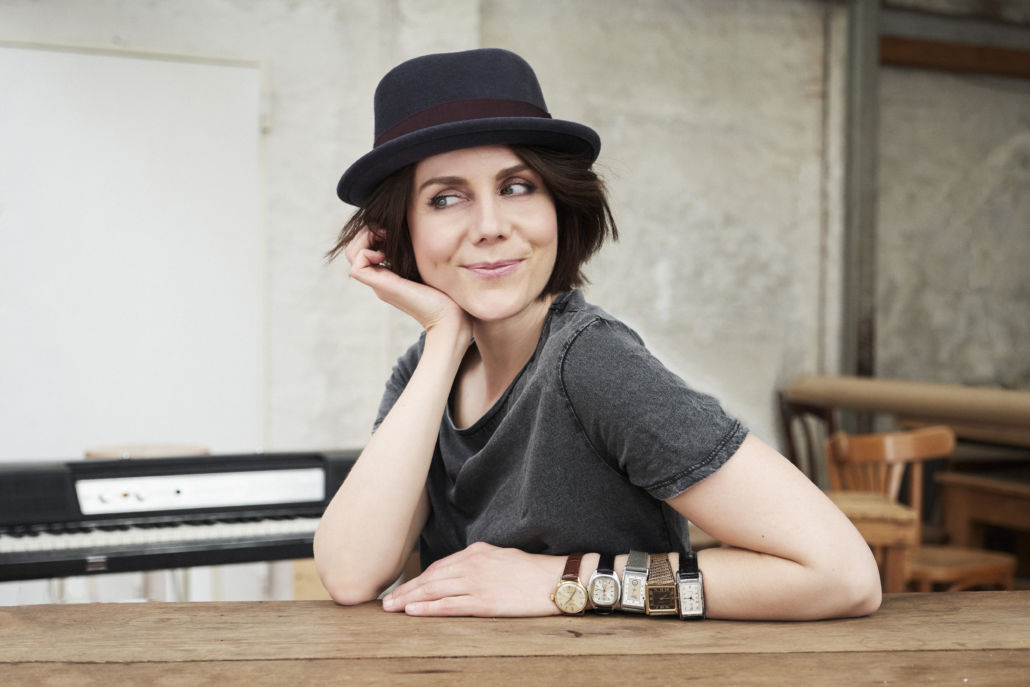 """Anna Depenbusch – """"Echtzeit Session live"""" gibt Eindrücke vom neuen Album"""