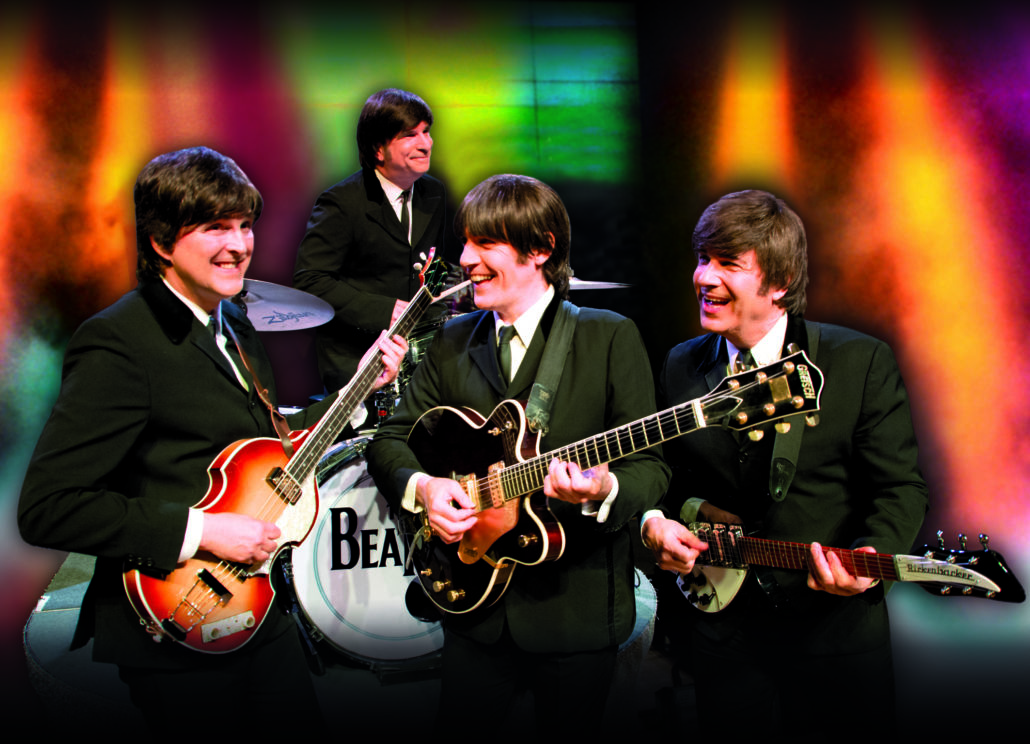 """Beatles-Musical """"All you need is love"""""""