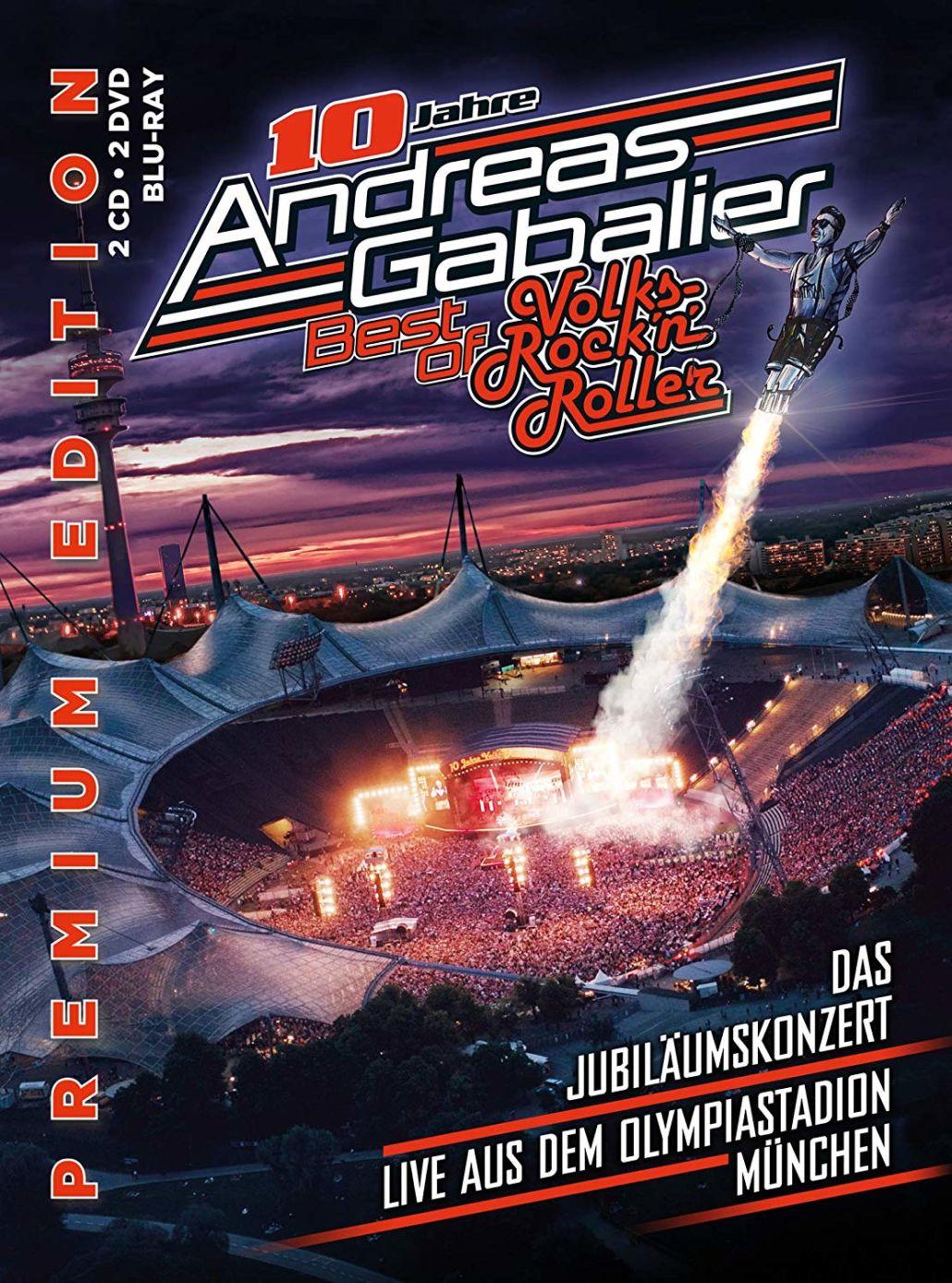 Andreas Gabalier: Volks-Rock'n'Roller – Jubiläumskonzert live aus München