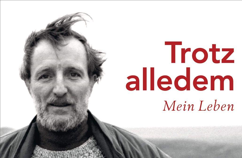"""Hannes Wader zieht Bilanz – """"Trotz alledem: Mein Leben"""""""