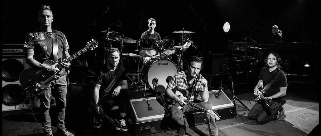 Pearl Jam Europatour 2021 – live in Berlin und Frankfurt