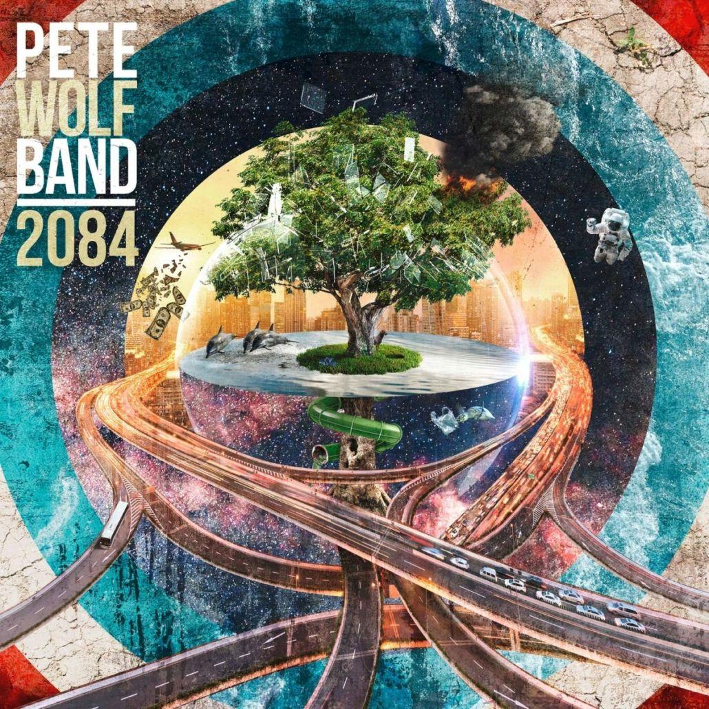 """Pete Wolf Band: """"2084"""" – ein Konzeptalbum (!) von Wolfgang Petry"""