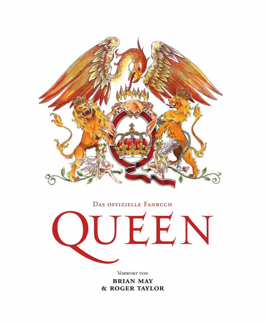 QUEEN: Das offizielle Fanbuch – Freddie Mercury & Co.