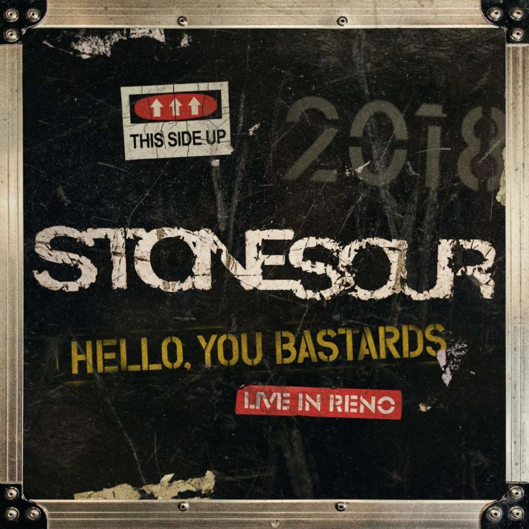 Stone Sour Hello You Bastards Live In Reno 2018