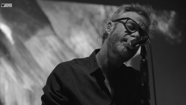 """Let The Music Do The Talking"" – The National im Kölner Palladium"