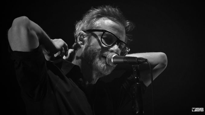 Fotos von The National im Palladium in Köln