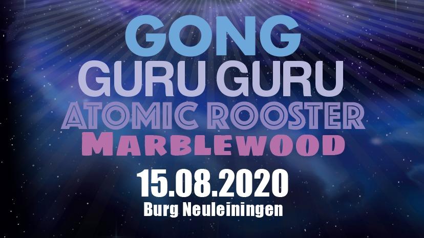 Cosmic Castle Festival am 15.08.2020
