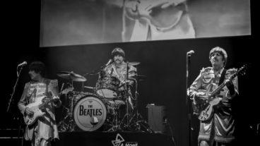 Das Beatles-Musical in der Europahalle