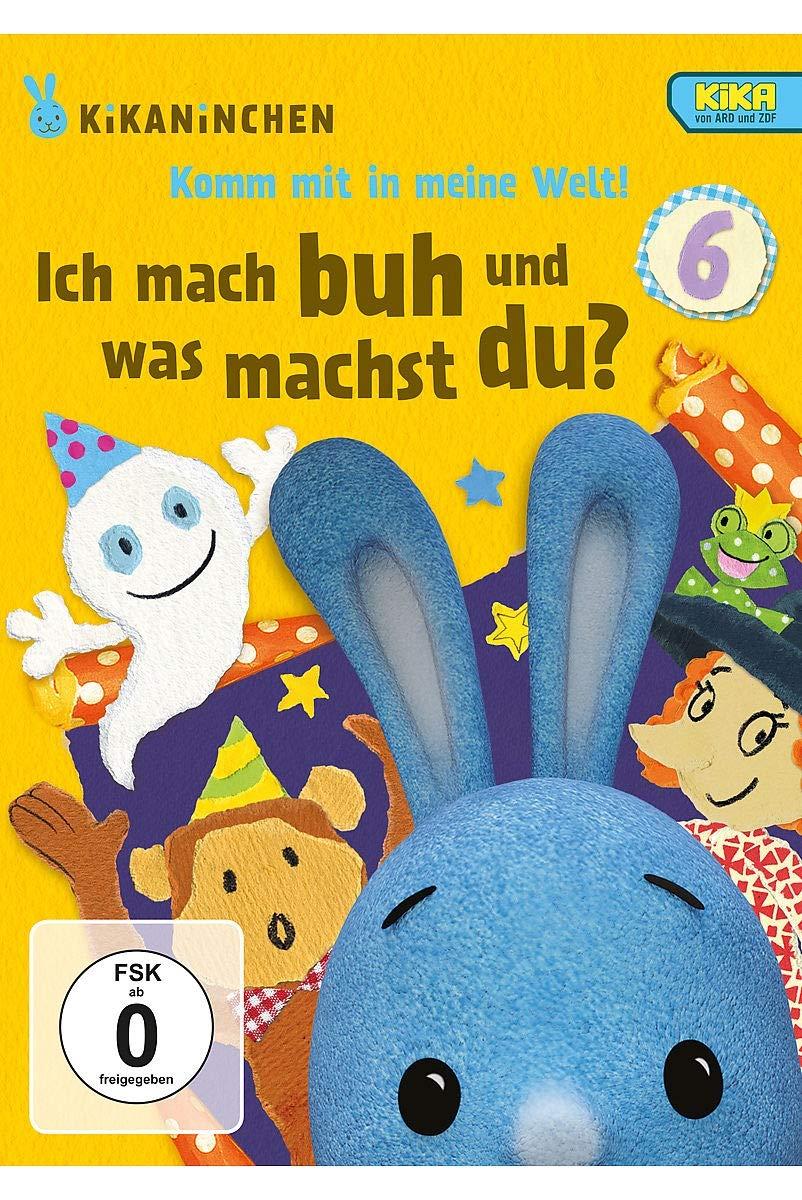"""Neue Kikaninchen-DVD: """"Ich mach buh und was machst du?"""""""