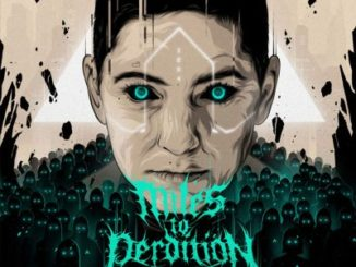 Miles To Perdition Cover