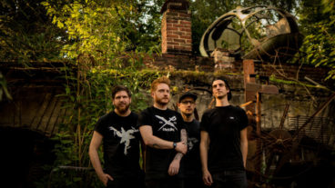 Die Post-Rocker NOIR REVA veröffentlichen ihr zweites Album