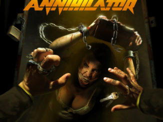 Annihilator Cover