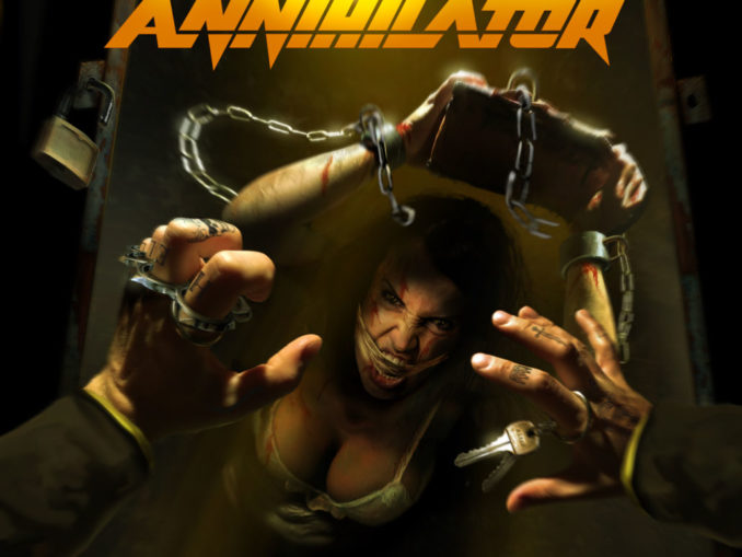 Annihilator Cover