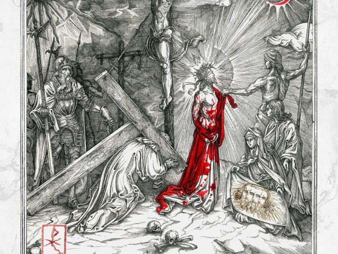 Blasphemer Cover