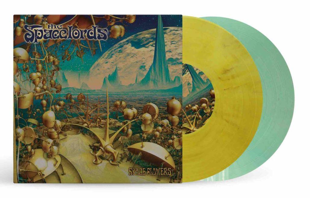 The Spacelords kündigen neues Album Spaceflowers an