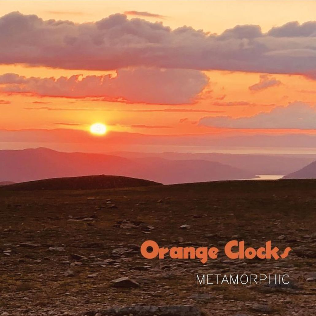 Orange Clocks: Ein Space-Rock-Adventure für's Kopfkino